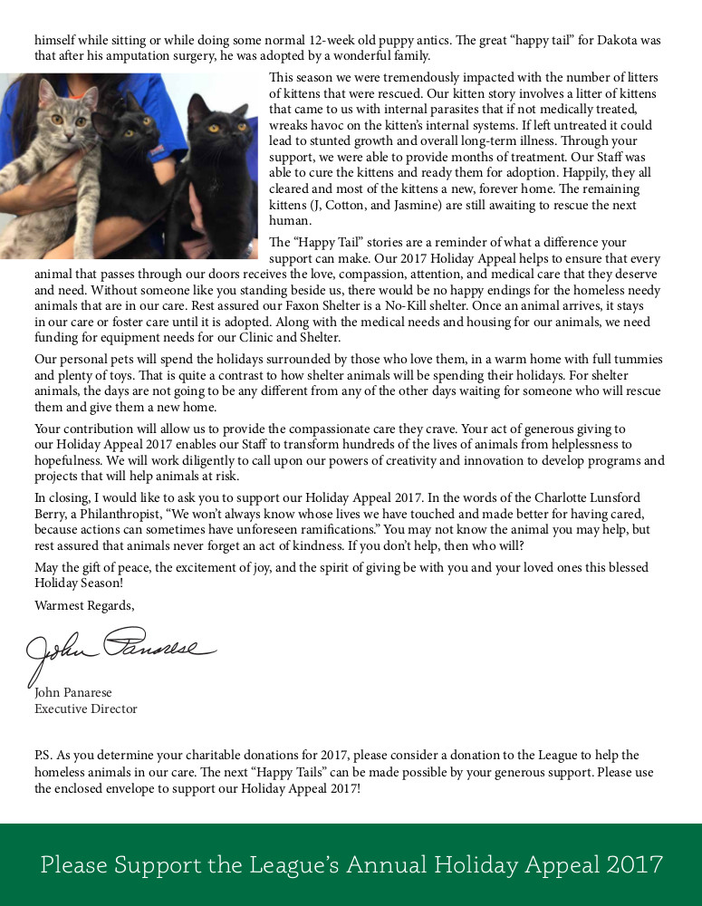 2017 Holiday Appeal_Letter_non-donor2